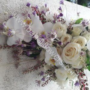 گل آرایی مراسم عروسی 612
